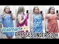 TRYING ON EVERY DRESS AT WALMART!! 😮