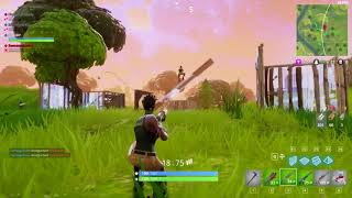 Fortnite: When your aim is A1