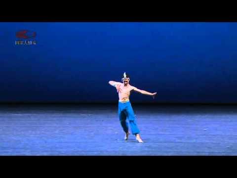 26 Liang Zecheng(Senior Competitor)Le Corsaire Variation of Slave,Act 2