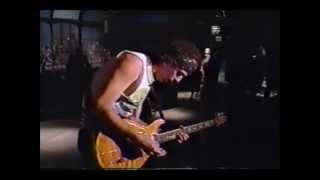 CARLOS SANTANA  - Deeper, Dig Deeper (Live 80s)