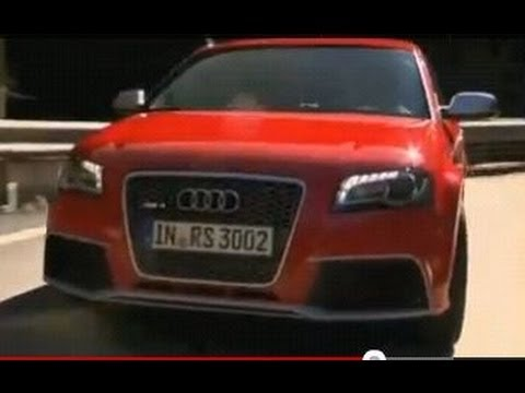 Amazing Sound Audi Rs3 Sportback Rev Sound