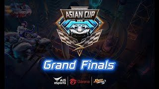 Speed Drifters Asian Cup 2019 Grand Finals