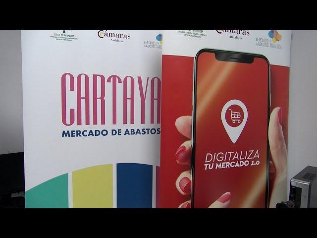 Jornada de formación para los comerciantes del Mercado de Abastos de Cartaya