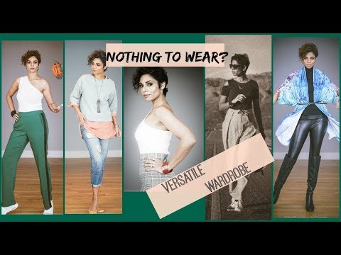 How to look STYLISH everyday/ 5 statement pieces=28 looks / Versatile outfits- BLUSH WITH ME