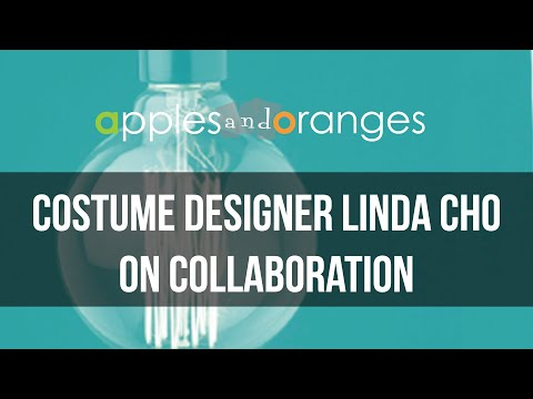 ShowbizU: Costume Design Collaboration- Linda Cho