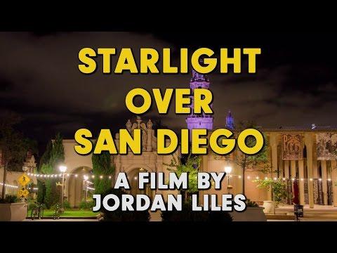 Starlight Over San Diego