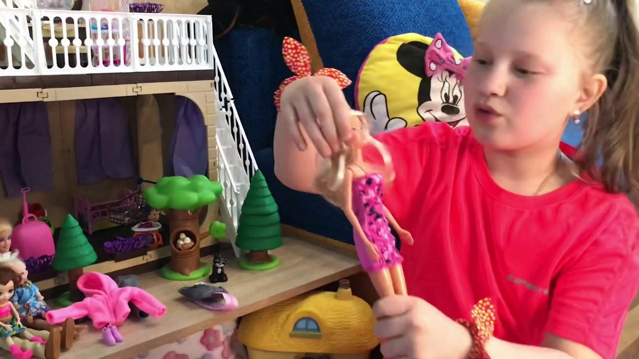 Отпуск БАРБИ! АЛИСА играет в кукол БАРБИ! Кен и Барби едут ...