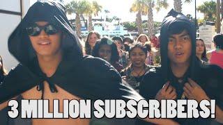 3,000,000 WASSABIANS!