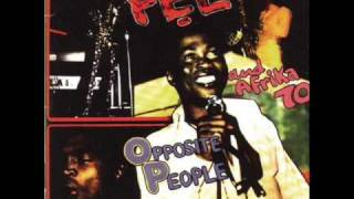 Fela Kuti - Opposite People