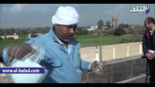 بالفيديو والصور.. محافظ أسيوط يتفقد محطات تنقية مياه الصرف الصحي بالمدابغ