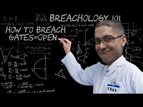 PROFESSOR TRICK.. A QUICK LESSON IN BREACHOLOGY 101!! - Trick2G