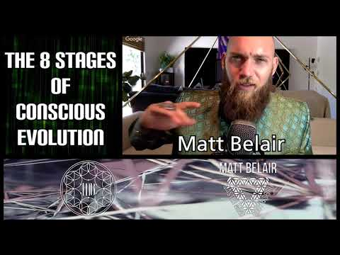 The 8 Stages of Conscious Evolution