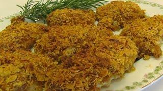 Betty's Crispy Crust Chicken Breasts (Baked)