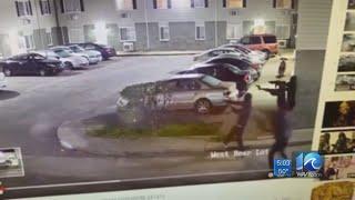 Video shows gunfight in Portsmouth