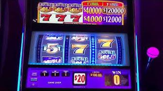 Crazy 16,000$ JACKPOT IN NIAGARA FALLS CASINO