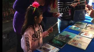 Science books for young Mexican Girls