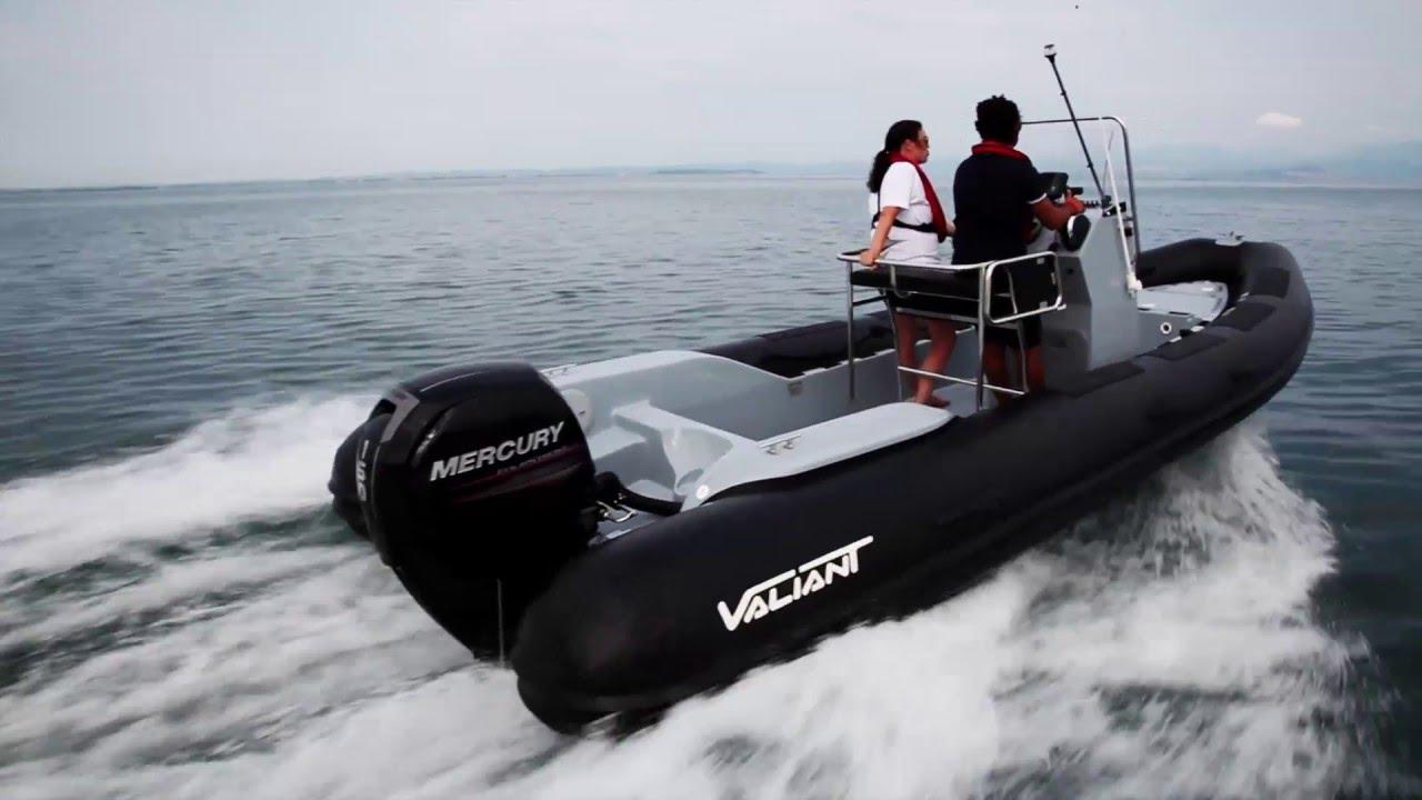 cotentin nautic semi rigide valiant 630 sport fishing mercury youtube. Black Bedroom Furniture Sets. Home Design Ideas