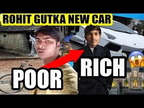 ROHIT KUMAR GUTKA BHAI MUSICALLY INCOME | ROHIT KUMAR NEW CAR GIFT | musically की ओर से मिला गिफ्ट