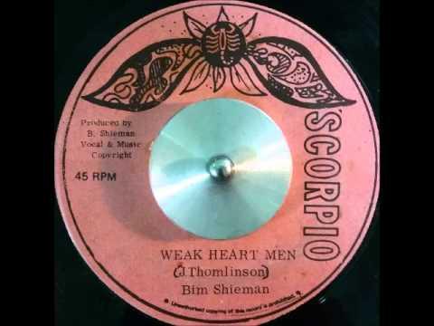 """Bim Shieman - Weak Heart Men + Dub """"SCORPIO"""""""