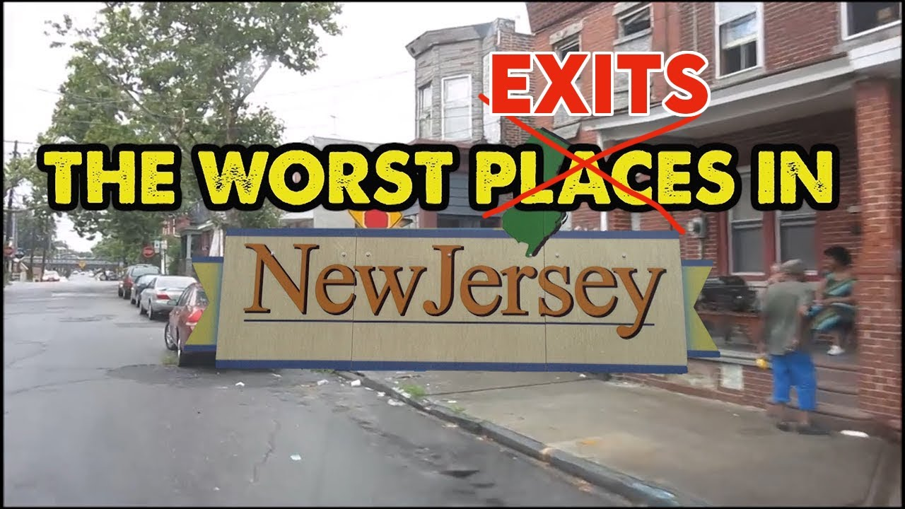 Download 10 Places in NEW JERSEY You Should NEVER Move To