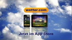 wetter.com Wetter Plus Apps TV Spot