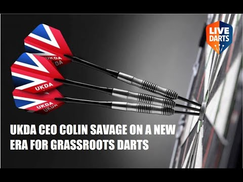 A new era for grassroots darts | Exclusive interview with UKDA CEO Colin Savage