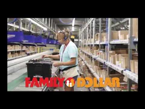 Family Dollar Distribution Center In Rome, NY Job Fair 5-17-18