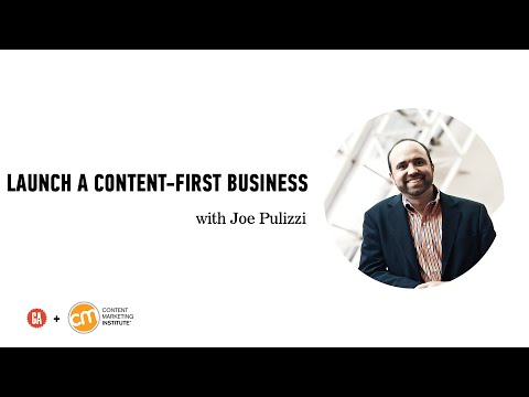 Intro to Content Marketing with Joe Pulizzi