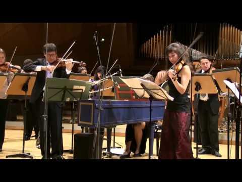 FRANKFURT STRINGS play Alfred Schnittke Concerto Grosso No.1 Part 3/3