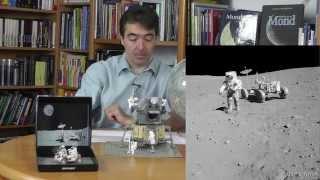 Kann man Spuren der Mondlandungen sehen?