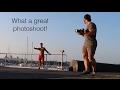 My men's fitness fashion photoshoot - JonathonT's Vlog - Episode 4