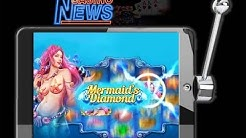Der Mermaids Diamond Slot von Play n Go