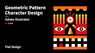 Geometric Pattern Character De…