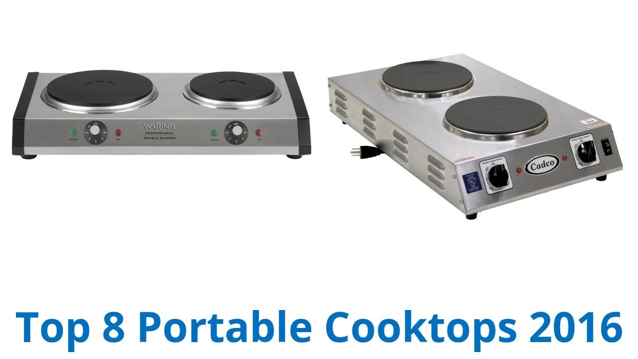 8 Best Portable Cooktops 2016
