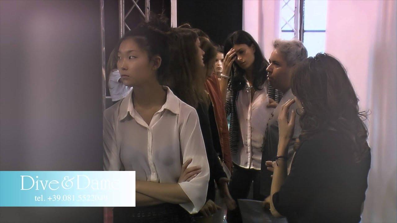 Vestiti da sposa dive dame sfilata backstage youtube - Abiti da sposa dive e dame ...