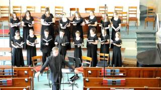 Connecticut Choral Society - Paul Caldwell/Sean Ivory Hope for Resolution