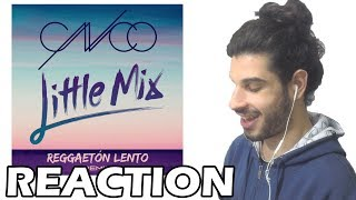 Baixar CNCO ft. Little Mix - Reggaeton Lento (Official Remix) (REACTION) | Reação/Review