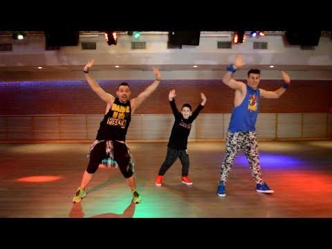 1, 2, 3 - Sofia Reyes feat. Jason Derulo - Zumba fitness choreo