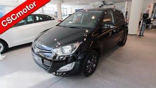 Hyundai i20 Blue 2012 Videos