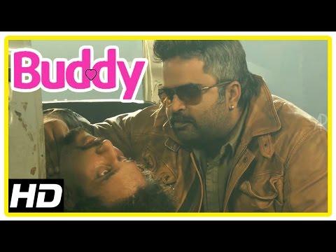 Buddy Malayalam Movie   Scenes   Anoop Menon And Friends Fight With Goons   Balachandra Menon