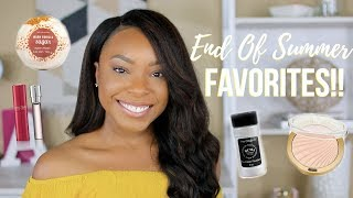 END OF SUMMER FAVORITES 2018 | LIFESTYLE & BEAUTY PRODUCTS I'VE BEEN LOVING ALL SUMMER!