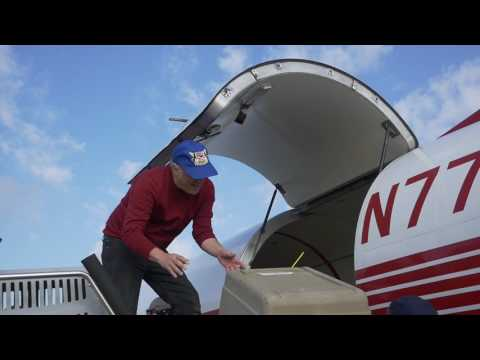 Wings of Rescue   March 28, 2017 flight from Memphis to Seattle