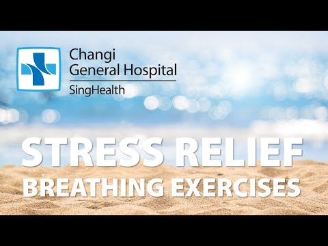 Breathing Exercises for Stress Relief
