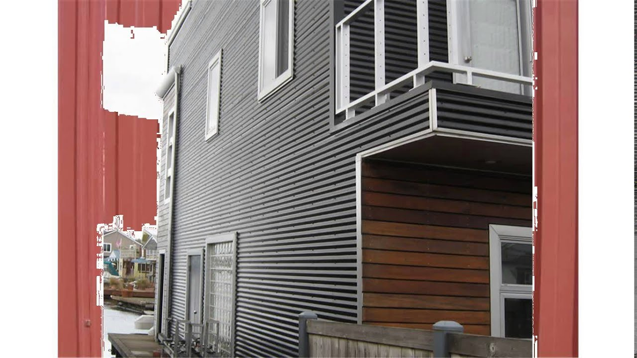 Steel Siding Youtube