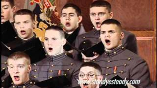 """Jerusalem"" performed by the Cadet Glee Club of West Point"