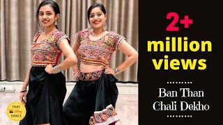 Ban Than Chali Dekho | Kurukshetra | Sukhwinder | 90's Bollywood | Traditional | That  Filmy Dance