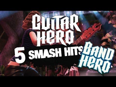 All Cutscenes - Guitar Hero: Smash Hits/Guitar Hero 5/Band Hero