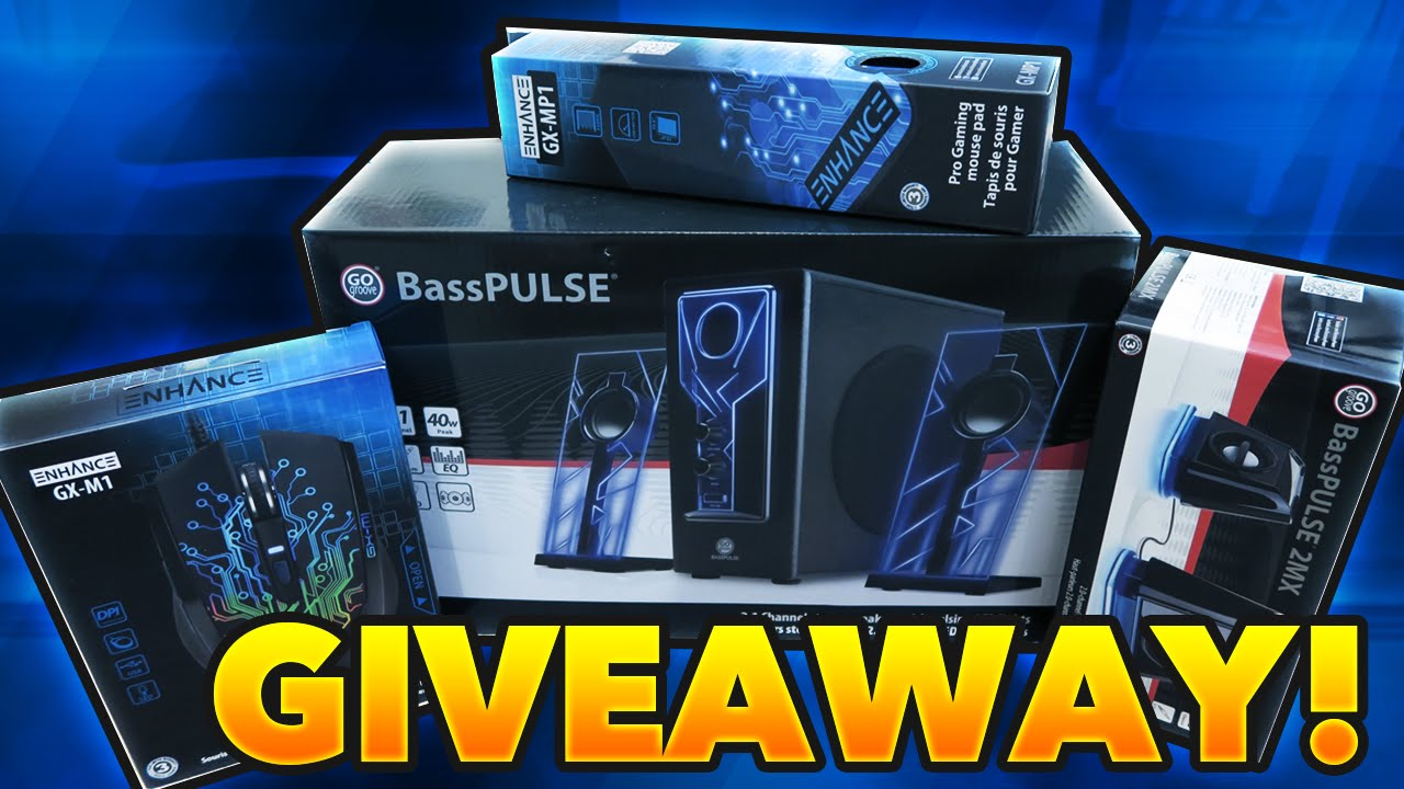 giveaway for youtube gaming