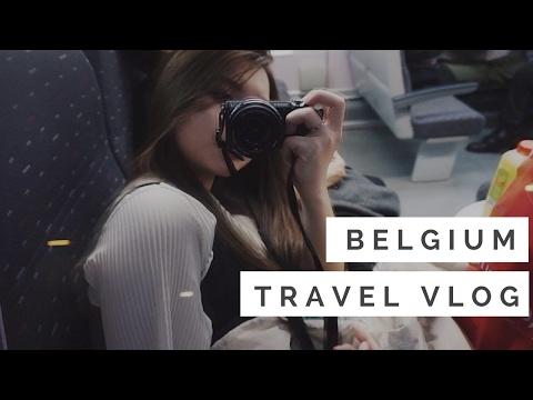 Belgium Travel Vlog | Brussels & Bruges