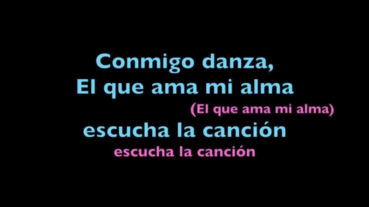 Conmigo Danza Paul Wilbur Español YouTube